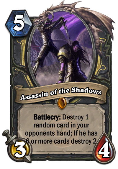Assassin of the Shadows